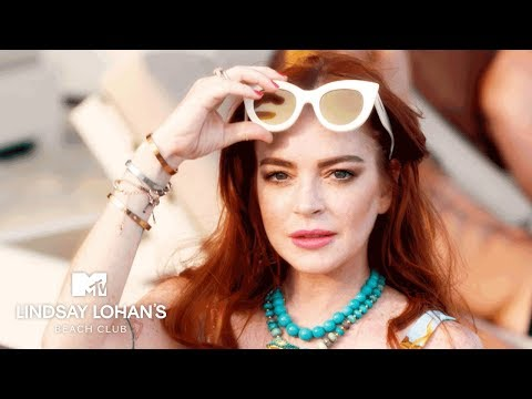 Valerie Knight - Lindsay Lohan's Beach Club Premiere Flops In The Ratings