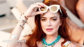 Lindsay Lohan's Beach Club 🏖️ Official Trailer | MTV