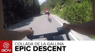 Epic POV Descent – GCN Rides Collada De La Gallina