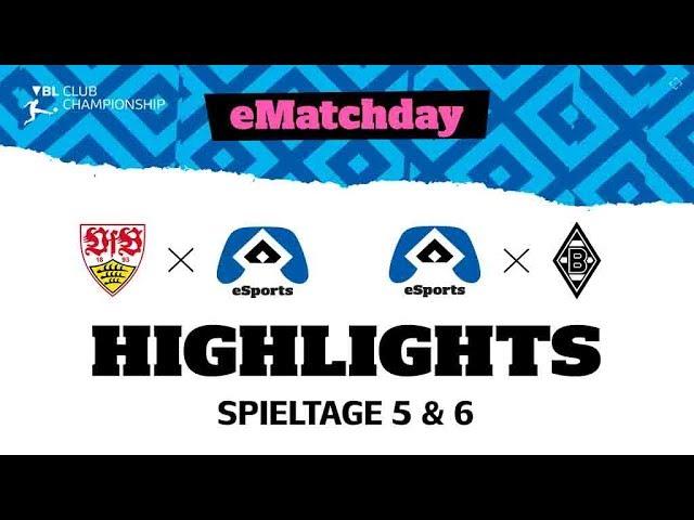 Erste Niederlagen für unsere eRothosen | Alle Spiele, Alle Tore | VBL Spieltage 5 & 6 | HSV eSports