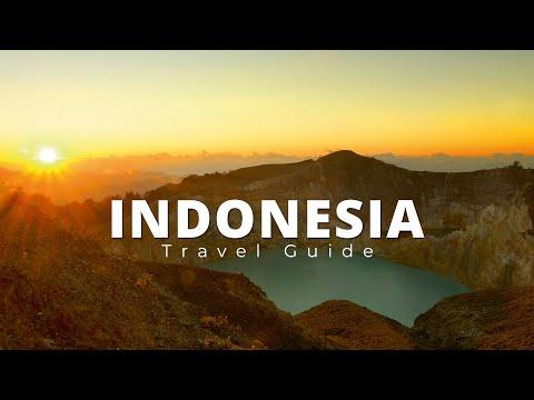 Indonesia The Ultimate Travel Guide Best Places to Visit | E