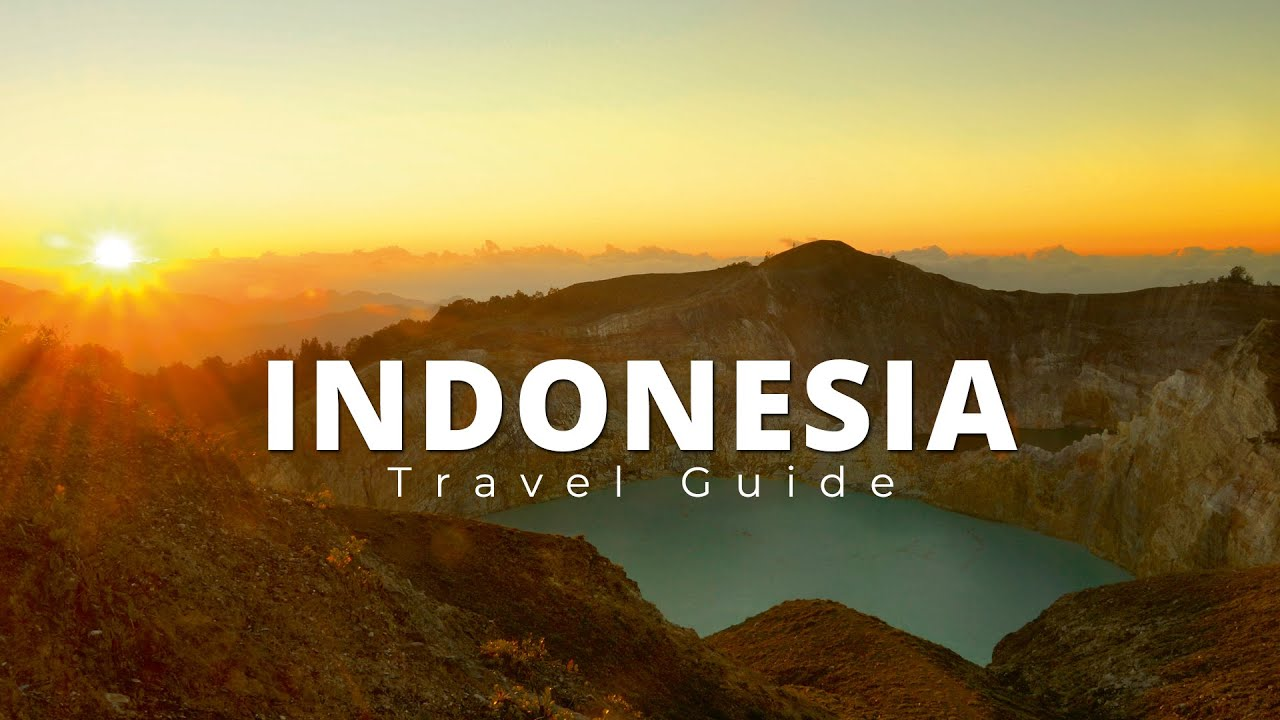 Indonesia The Ultimate Travel Guide Best Places to Visit | Explore The  Emerald of the Equator - YouTube