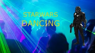 StarWarsBattlefront Hey baby- dance remix...