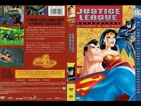 The Making of Justice League - Season 1