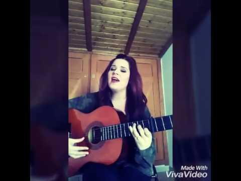 Despacito Luis Fonsi ft Daddy Yankee cover Sandra Bellido