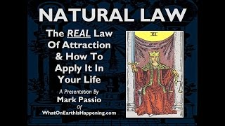 Mark Passio - Natural Law Seminar - New Haven, CT - Part 3 of 3