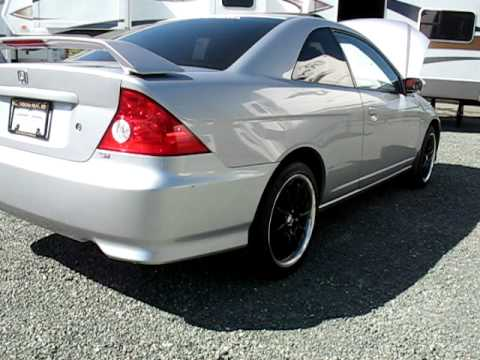 2004 HONDA CIVIC SI 2 DR COUPE AT KOLENBERG MOTORS LTD