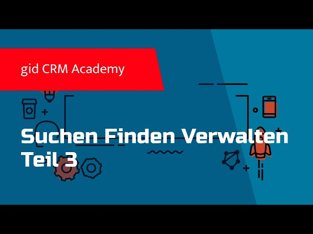 CRM CAS genesisWorld - Praxisvideo