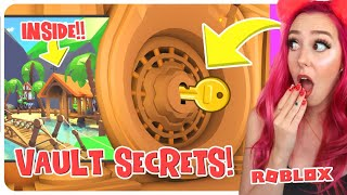 ADOPT ME VAULT SECRETS, HOW TO ENTER, AND WHATS BEHIND IT! (Roblox Adopt Me)