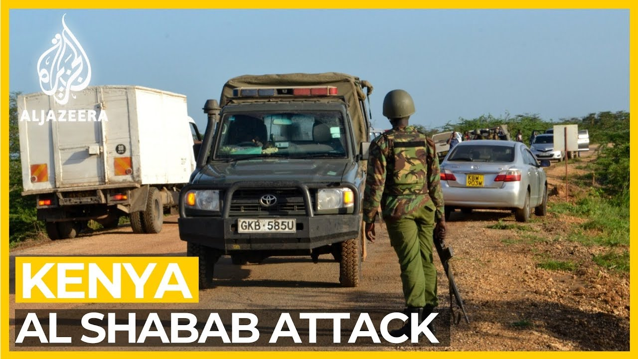 Al-Shabab attacks military base in Kenya