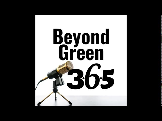 Beyond Green 365 Podcast - Ep. 1 - Ventilation