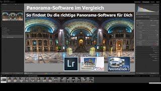 Panorama Software -Test -  Finde die richtige Software für Deine Panorama-Fotos