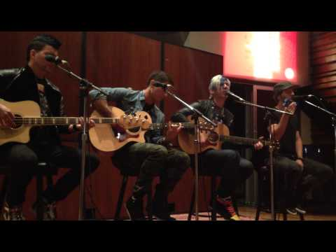 Marianas Trench- Beside You Acoustic