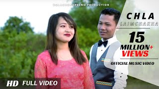 Chla Laimchakha ll Official Music .Kau Bru Music Video Song 2020 .