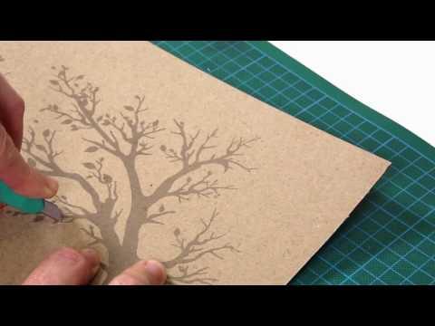 IDEA Micador For Artists Kraft Paper Art