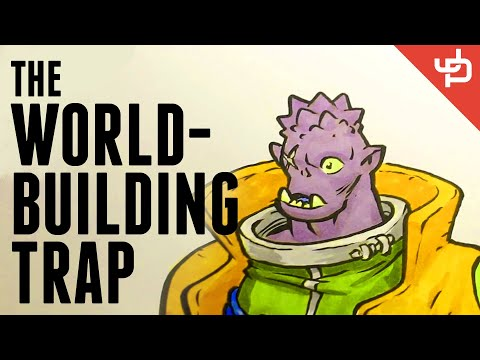 The World-Building Trap