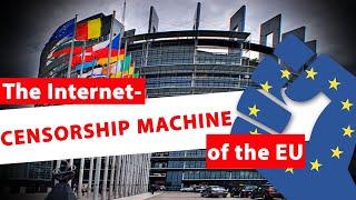 The Internet-Censorship Machine of the EU   www.kla.tv