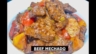 Beef Mechado | How to cook Beef Mechado | Mechado