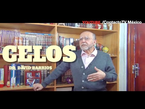 Dr. David Barrios, Sex�logo Celos