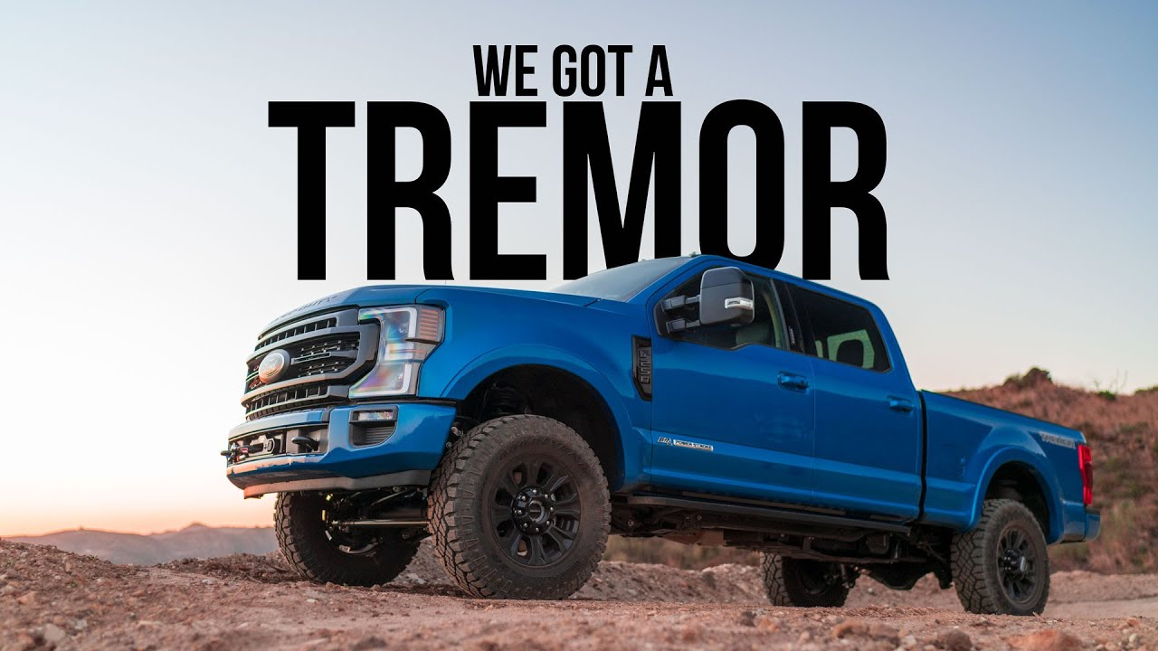 We Got a Ford Tremor to See What the Hype is About!