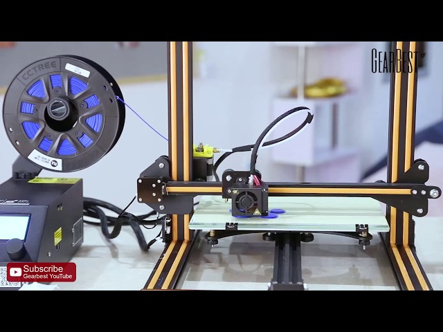 Creality3D CR - 10 3D Desktop DIY Printer US PLUG-$451.03 ...