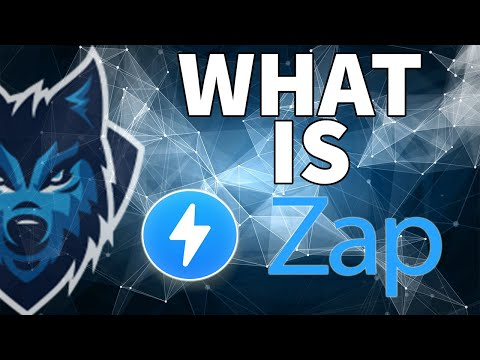 What is #ZAP? Is it the next #LINK?