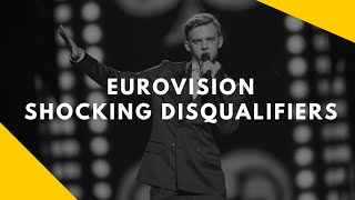 EUROVISION 2005-2018 | Best Songs That Didn't Reach The Final (Shocking Disqualifiers)