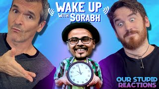 Irrfan Khan, Kangna Vs Meryl & More! @OUR STUPID REACTIONS W. Stupid Sorabh | Wake Up With Sorabh |