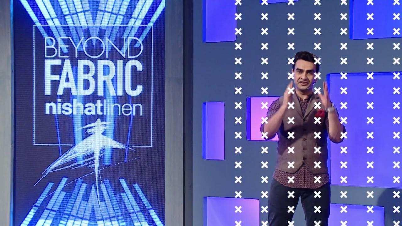c6b6d3d543 Beyond Fabric by Nishat Linen! Pakistan's First Online Reality Show 2018