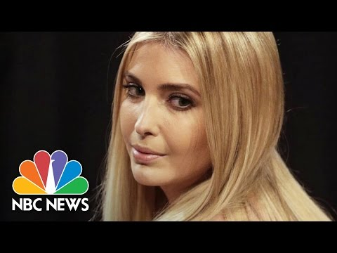 Ivanka Trump's Products Thriving In Tokyo, Japan | NBC News