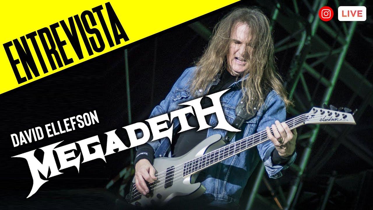MEGADETH finalmente retoma as gravações de seu próximo álbum ...