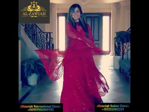 Alzawiah Designer Indian Wedding And Party Wear Lehenga Choli,Gown,And Gharrara Dresses
