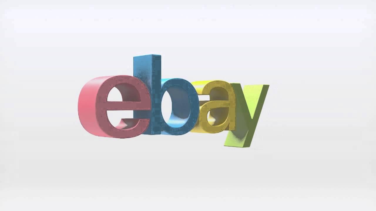 eBay - 3D Brand Logo Animation - 3d-logo.co.uk - YouTube