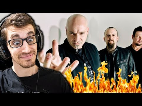 """Hip-Hop Head's FIRST TIME Hearing """"Are You Ready"""" by DISTURBED"""