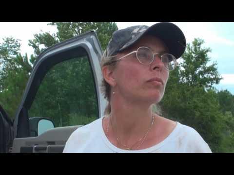 BRADENTON  WOMAN  SURVIVES  IN  SAN  PEDRO  BAY