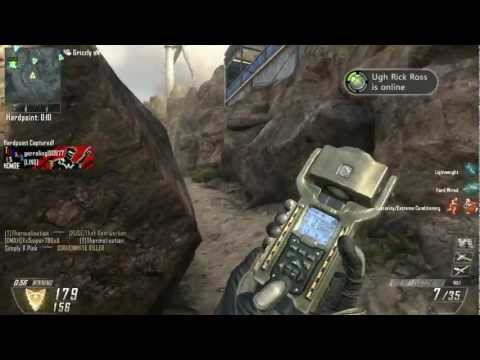 Black Ops 2 DSR gameplay