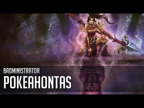 Badministrator - Pokeahontas (Nidalee Tribute)