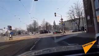 """Центр Минска в """"День Воли"""""""