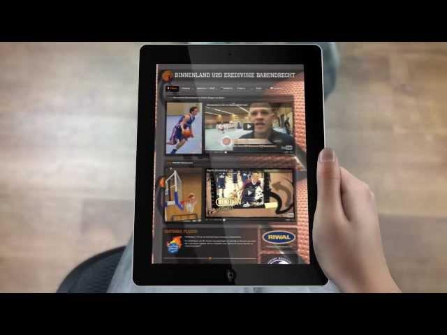 Promo website www.binnenlandu20.nl