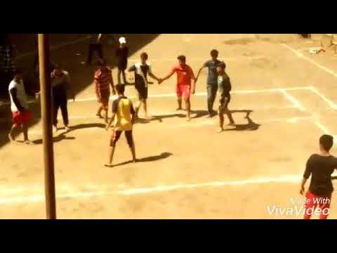 G. R. Patli college Mumbra Thane kabaddi match ✌✌ 🌟 of the saurabh & all player ✌✌✌✌✌