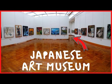 Walking around Japanese Art, Painting and Photography Exhibition | Chiba City Museum of Art | 千葉市美術館