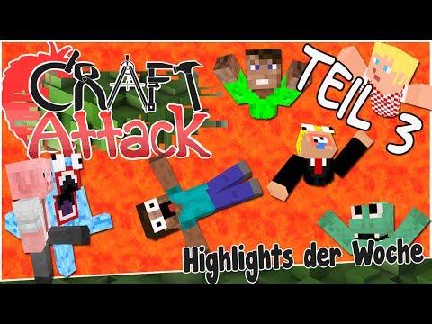 Die Falle der Fallen! - CraftAttack - Highlights der Woche 3