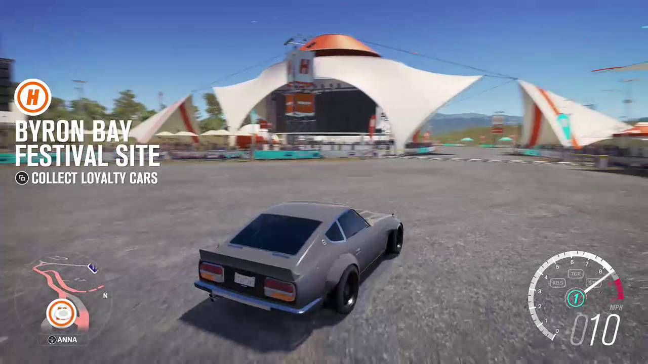Forza Horizon Nissan Fairlady Z Drift Build Best Drift