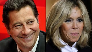 Laurent Gerra imitant Brigitte Macron : \