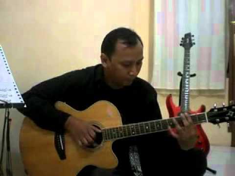 September Ceria - Vina P. Cover (Fingerstyle Guitar)
