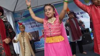Dancer Cilik,  india he