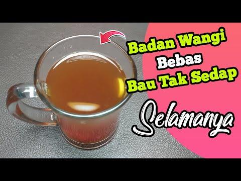 TIPS MENGHILANGKAN BAU BADAN DENGAN HERBAL | dr Zaidul Akbar.
