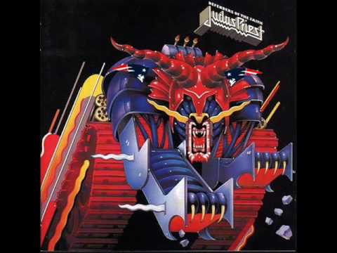 Judas Priest- Freewheel Burning with lyrics