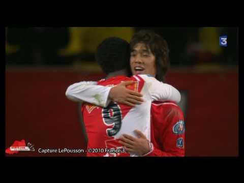 [2009/2010] 2010/1/24 CDF AS Monaco 2-1 Lyon Park goal