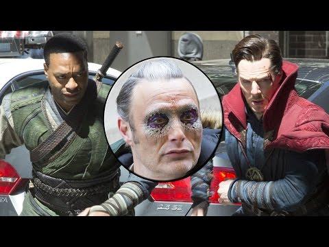Mads Mikkelsen's Mysterious Doctor Strange Villain Revealed